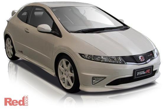 2009 Honda Civic Type R Manual MY09