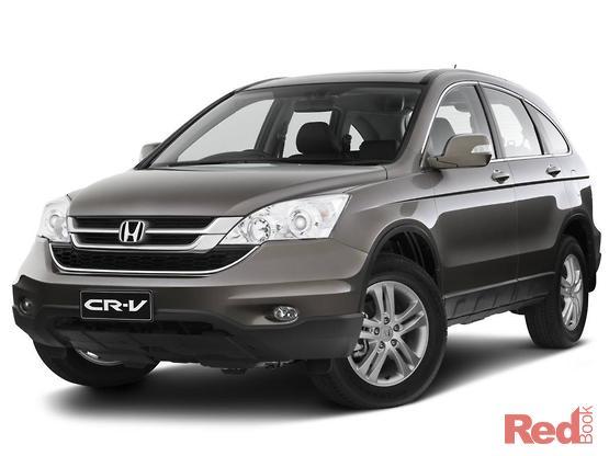 Honda crv 2012 colours