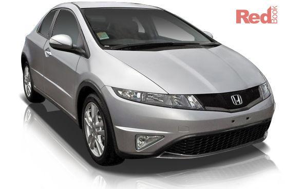 2010 Honda Civic Si Auto MY10