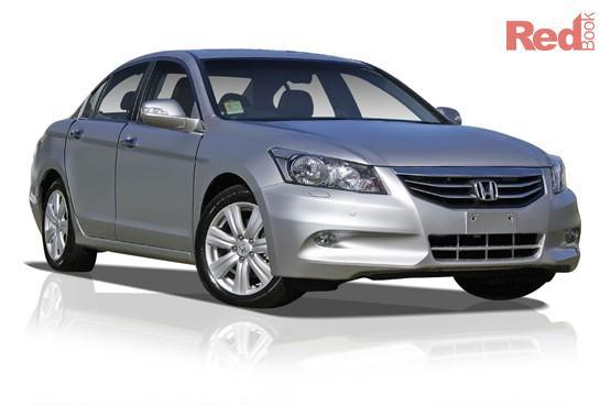 2011 Honda Accord V6 Luxury Auto MY11