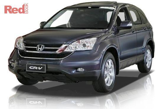 2012 Honda CR V Sport Manual 4WD MY11