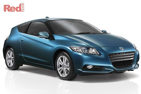 2013 Honda CR-Z Luxury Auto MY12