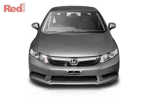 2012 Honda Civic VTi Auto