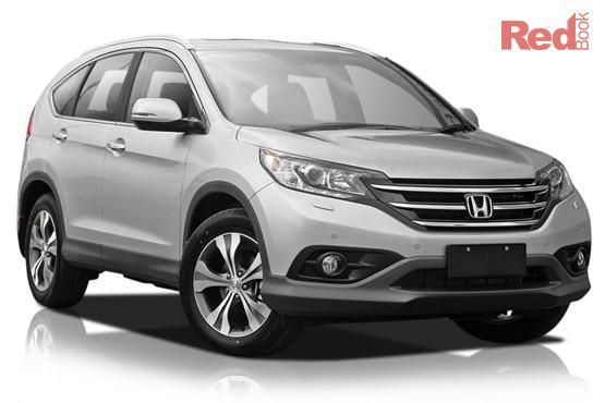 2012 Honda CR V VTi L Auto 4WD