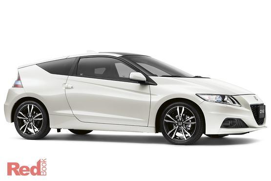 2013 Honda CR-Z Manual MY13