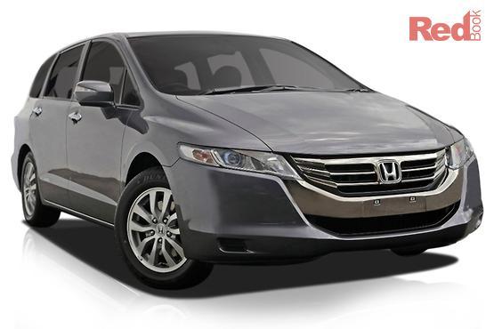2013 Honda Odyssey Auto MY13