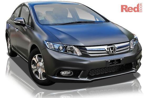 2012 Honda Civic Hybrid Auto