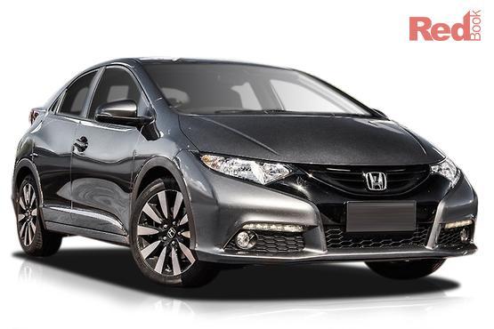 2014 Honda Civic DTi S Manual MY14