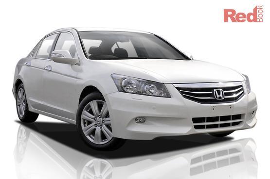 2013 Honda Accord V6 Luxury Auto MY12