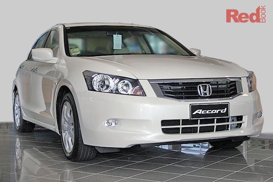 2009 Honda Accord VTi L Auto