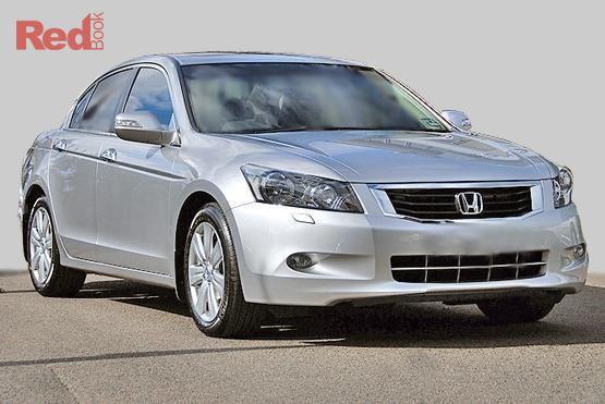 2009 Honda Accord V6 Luxury Auto