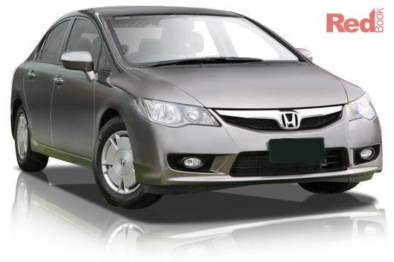 2011 Honda Civic Hybrid Auto MY10