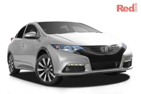 2014 Honda Civic VTi L Auto MY14