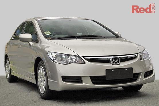 2008 Honda Civic VTi Auto MY08