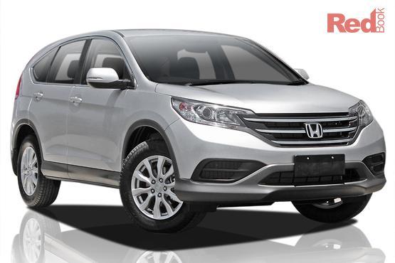 2013 Honda CR V VTi Manual MY14