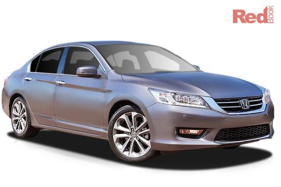 2015 Honda Accord V6L Auto MY15