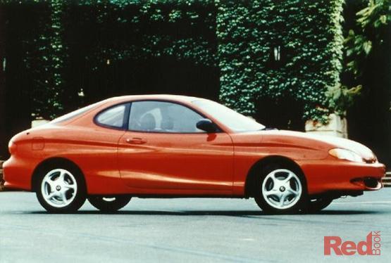 1997 Hyundai Coupe FX Manual