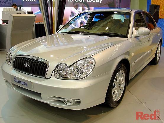 2003 Hyundai Sonata Auto MY04