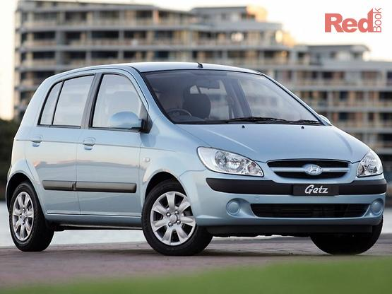 2006 Hyundai Getz Manual MY06
