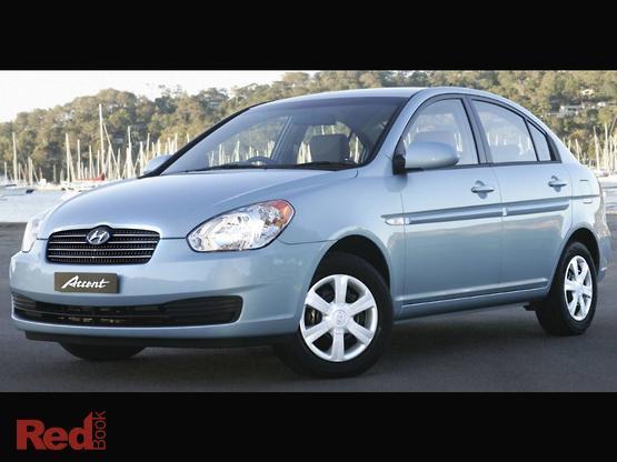 2006 Hyundai Accent Manual