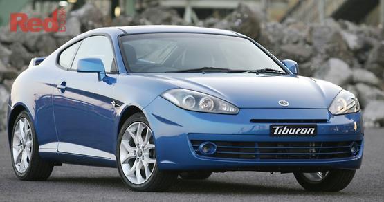 2007 Hyundai Tiburon V6 TS Auto MY07