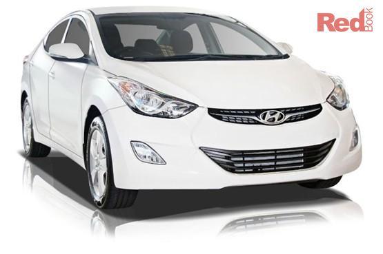2012 Hyundai Elantra Elite Auto