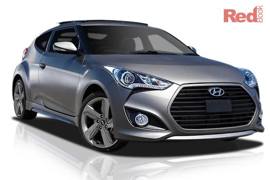 2013 Hyundai Veloster SR Turbo Manual