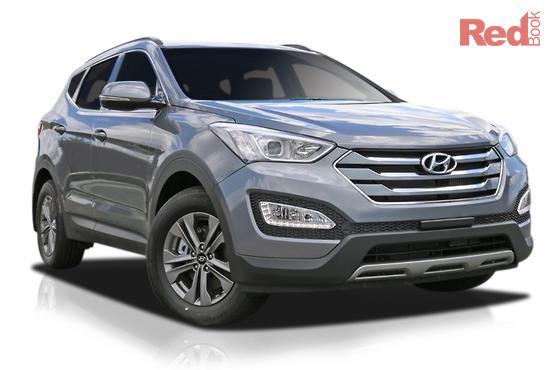 2014 Hyundai Santa Fe Active Auto 4x4 MY15