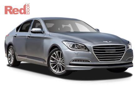 2017 Hyundai Genesis Sensory Pack Auto