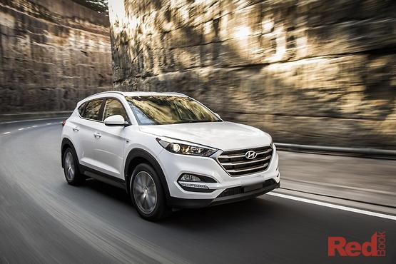Hyundai tucson active x price