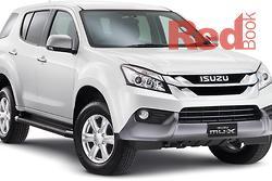 Compare 2016 Isuzu MU-X & 2016 Mitsubishi Pajero - Redbook com au