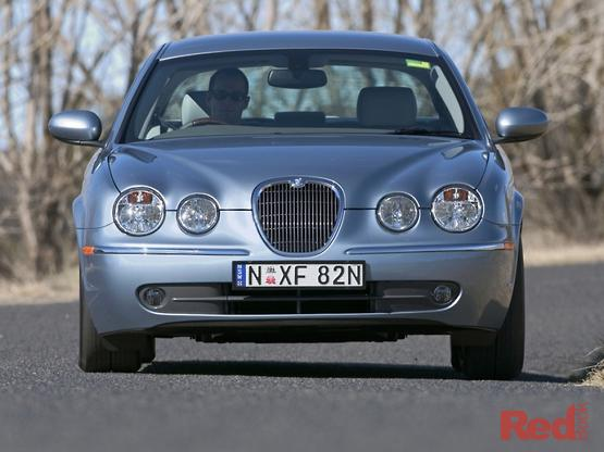 2006 Jaguar S Type Luxury Auto