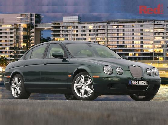 2005 Jaguar S Type R Auto