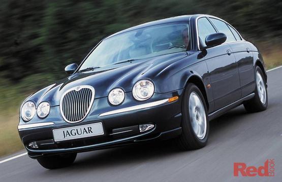 2002 Jaguar S Type SE Auto
