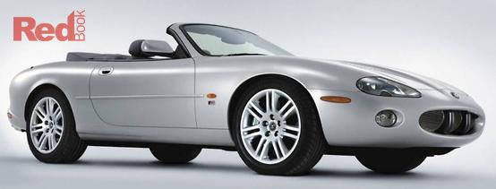 2003 Jaguar XKR Auto MY03