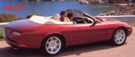 1998 Jaguar XK8 Classic Auto