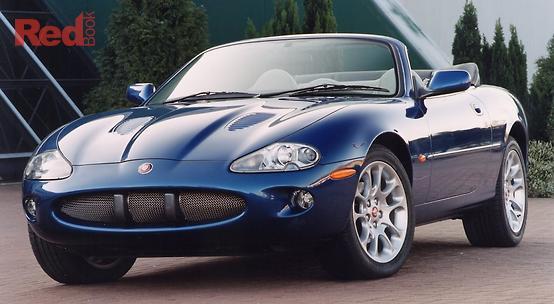 1998 Jaguar XKR Classic Auto