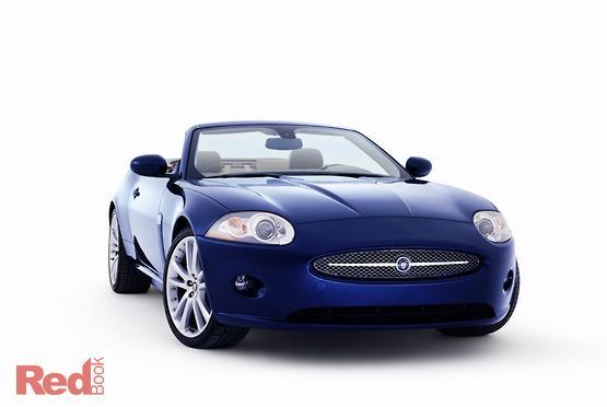 2009 Jaguar XK Auto
