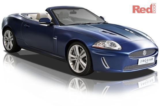 2011 Jaguar XKR Auto MY11
