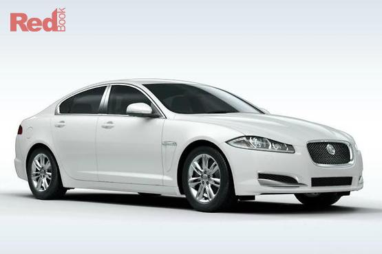 2013 Jaguar XF Luxury Auto MY13