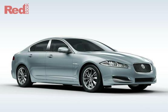 2013 Jaguar XF Premium Luxury Auto MY13