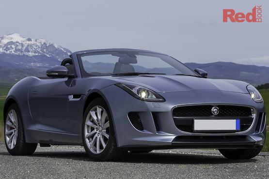 2014 Jaguar F TYPE Auto MY15