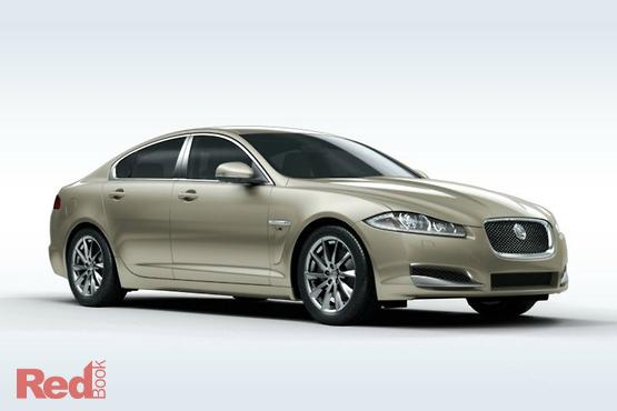2013 Jaguar XF Luxury Auto MY13