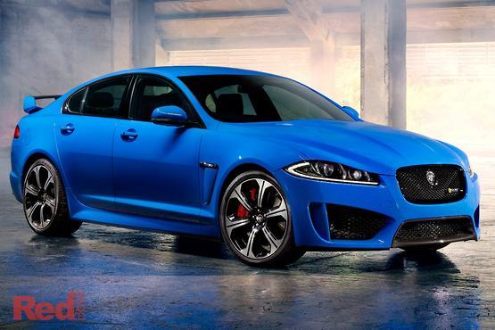 Elegant 2015 Jaguar XF XFR S Auto MY15