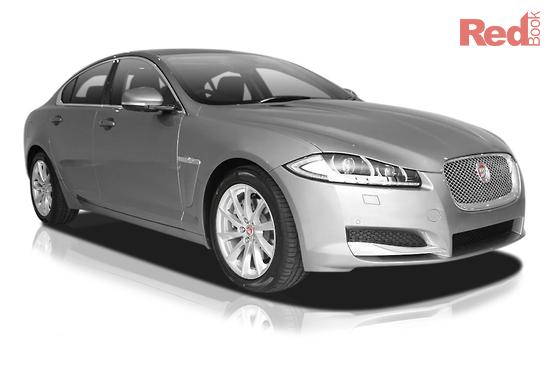 2014 Jaguar XF Premium Luxury Auto MY14