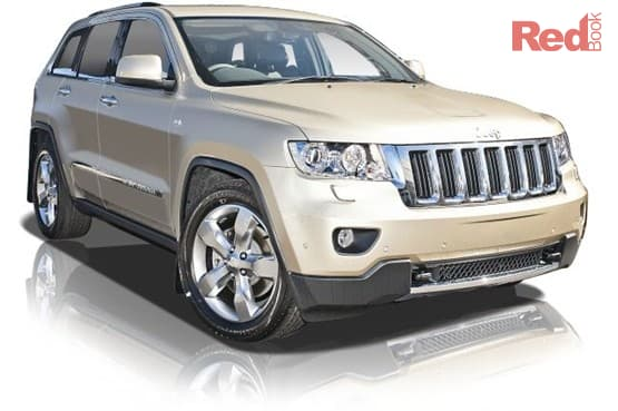 2010 Jeep Grand Cherokee Limited Auto 4x4 MY11