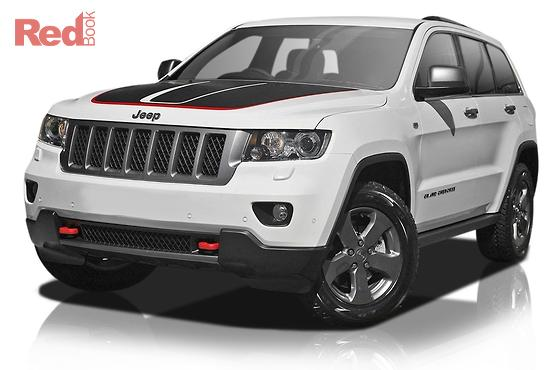 2013 Jeep Grand Cherokee Trailhawk Auto 4x4 MY13