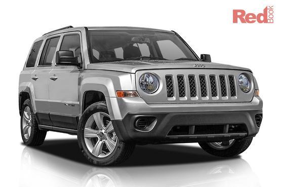 2014 Jeep Patriot Sport Auto 4x2 MY14