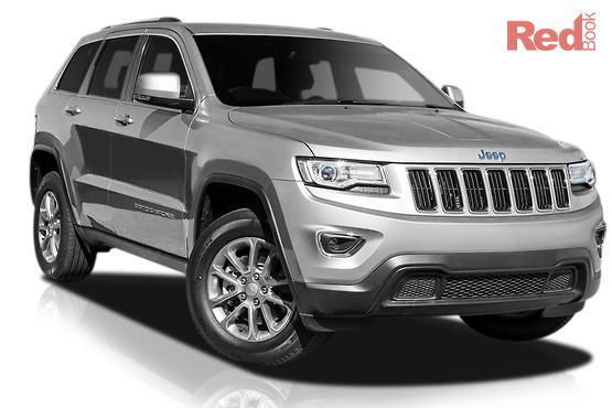 2014 Jeep Grand Cherokee Laredo Auto 4x4 MY14