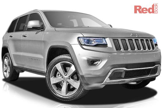 2014 Jeep Grand Cherokee Limited Auto 4x4 MY14
